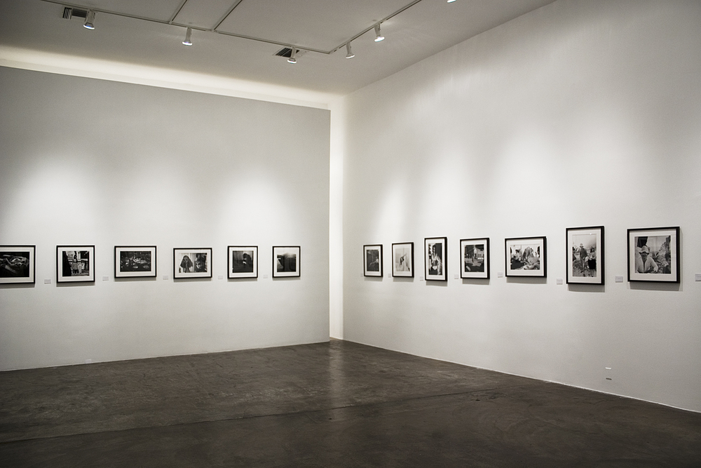WALLACE BERMAN, Photographs and Other Works of Art: 1959-1976, November 30, 2007 – January 19, 2008