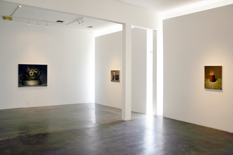 Cristof Yvoré, New Paintings, September 12 – October 24, 2009