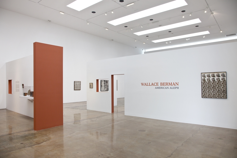 Wallace Berman, American Aleph, May 6 - June 25, 2016