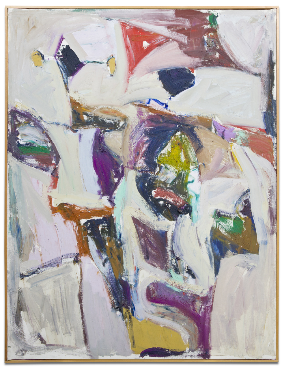 "John Altoon, ""Untitled (#14),"" 1960, oil on canvas, 72 x 55 inches"