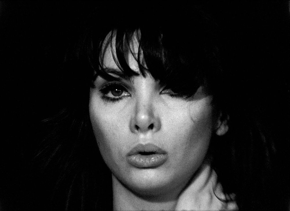 BREAKAWAY (1966, 16mm, b&w/sound, 5min.) Music by Ed Cobb Dance and vocal by Toni Basil (Antonia Christina Basilotta)