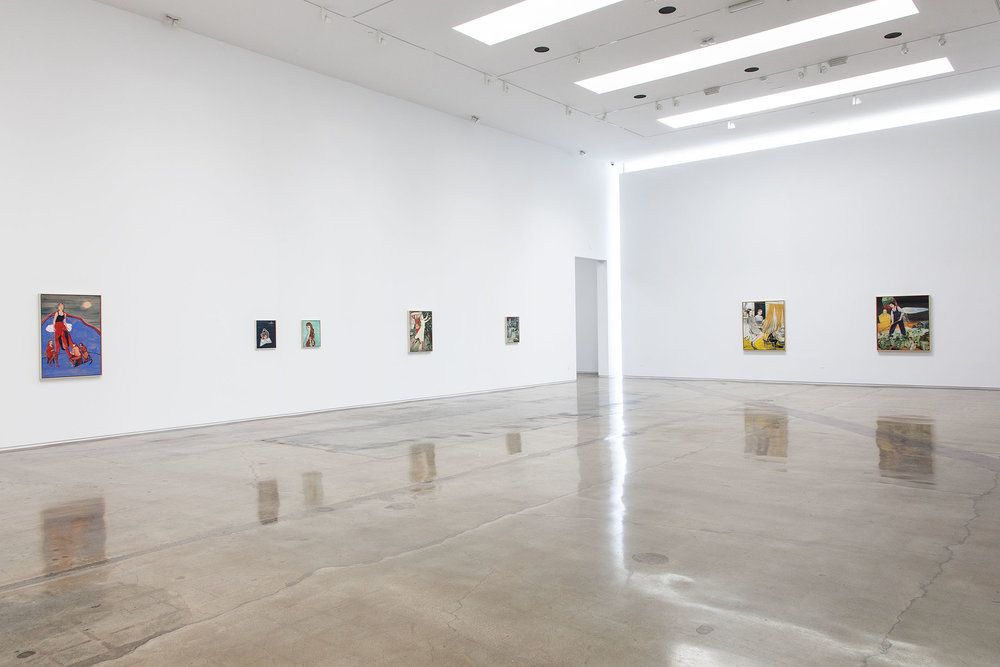 James Nares, New Paintings, July 9 - August 21, 2010