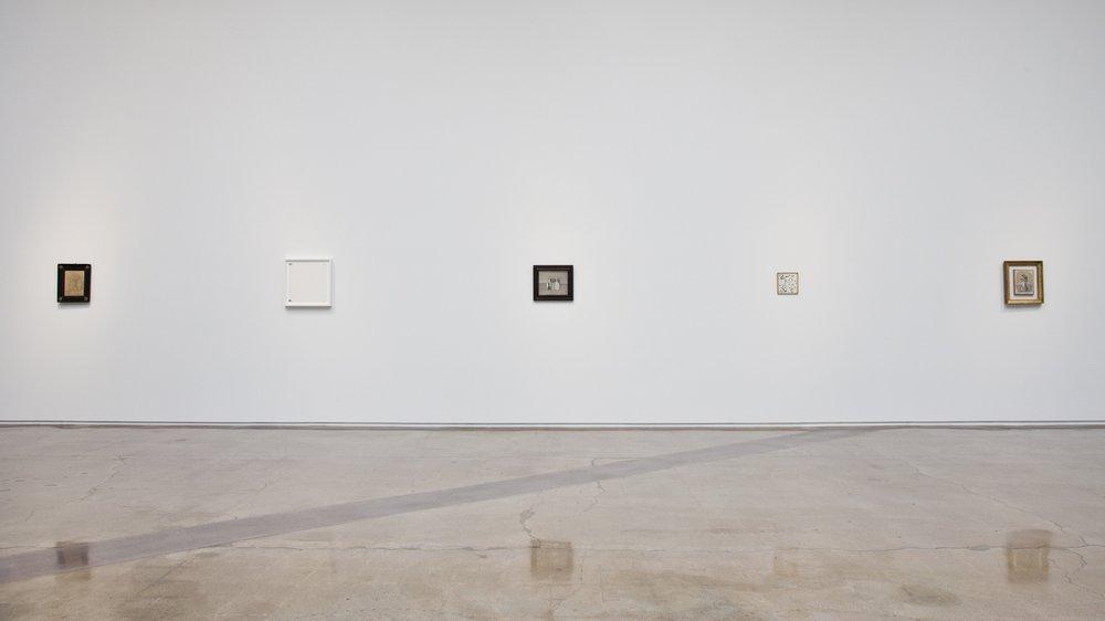 """Object/Space: Robert Ryman + Giorgio Morandi,"" September 19 - October 31, 2015"