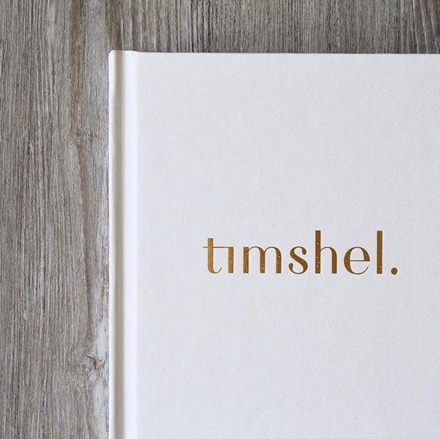 I was so honored to design the logo and this limited edition book cover for a VERY cool new Bible translation project called Timshel that my friend @bonniegaillewis is working on.  If you don't know Bonnie, she is a theologian, pastor, and writer, not to mention one of the coolest, sweetest, most passionate people I've ever met. If you've ever struggled to relate or connect to the characters in the Bible and some of the stories, Timshel is for you. Timshel Translation takes historical data, word-studies, and literary studies of the 20 most commonly heard Bible stories and re-translates them to include the many different layers of the human experience. Words, thoughts, and emotions native to the speakers in each story will be added to bring out the untold, inner journeys of the characters in the Bible. This helps us readers in present day and present culture, better connect with these life changing stories and characters! How awesome, right?! The Kickstarter just launched today - go to @timsheltranslation for the link and to get this limited edition, gold foil-stamped, hand-woven cover when it releases! :)