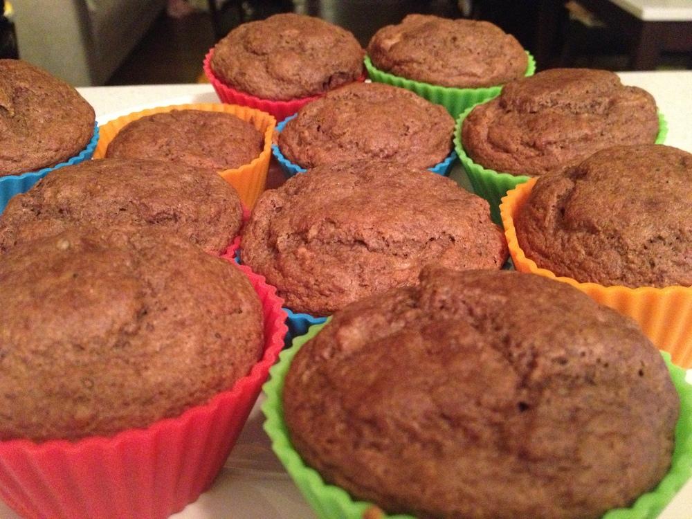 glutenfree, muffin, breakfast