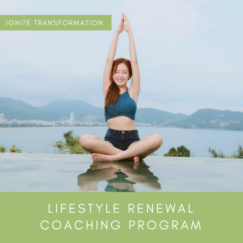Simply Nourished Lifestyle Renewal Coaching