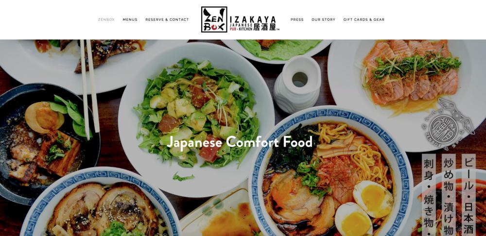 Zen Izakaya - Restaurant