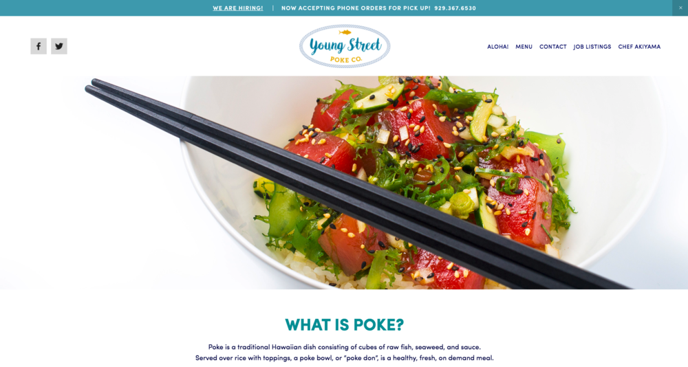 Young Street Poke Co. - Fast Casual