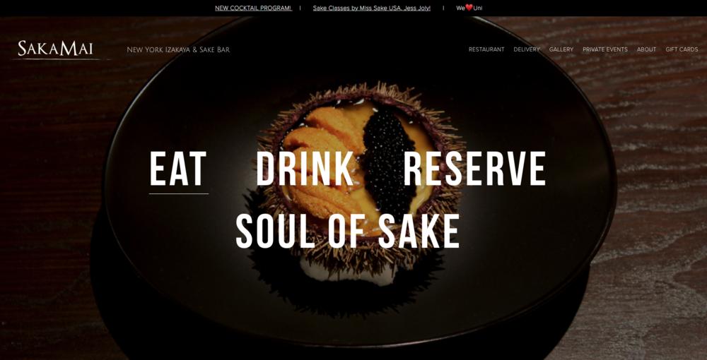 SakaMai - Restaurant