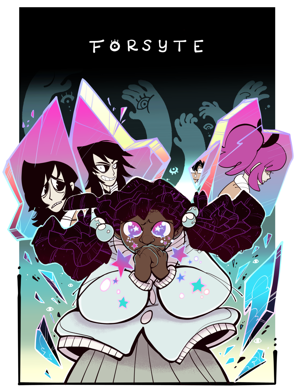 Forsyte (ICC 2021)
