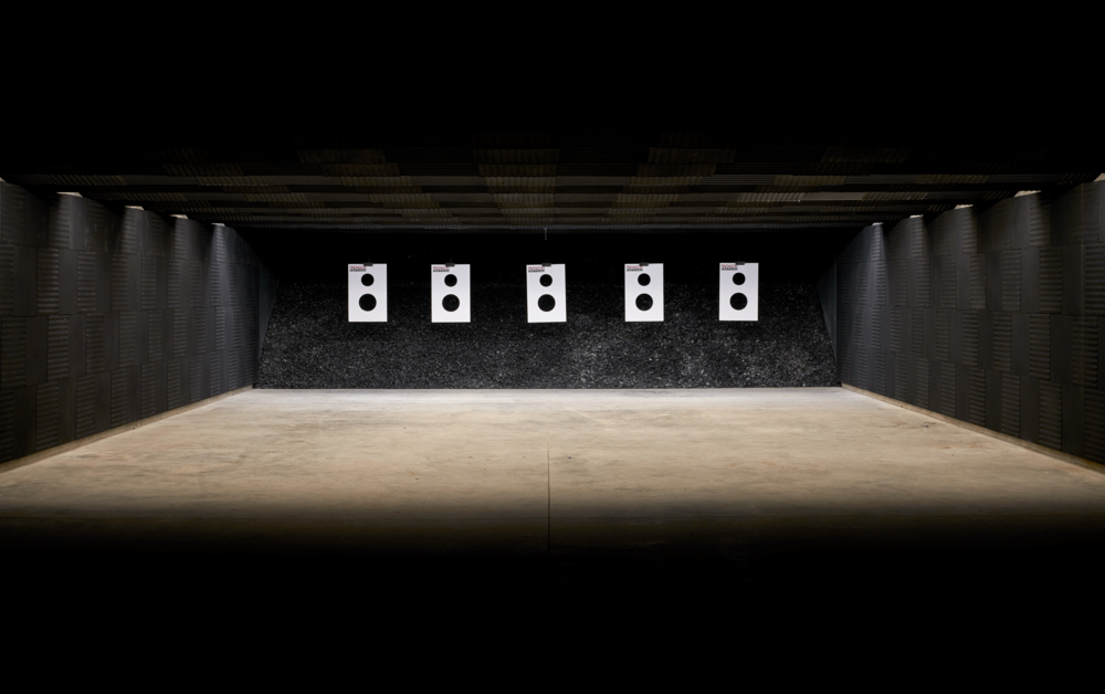 Five Lane Firing Range
