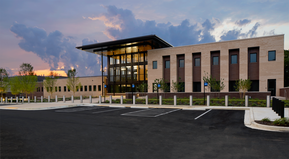 Public Safety - City of Murfreesboro Police Headquarters