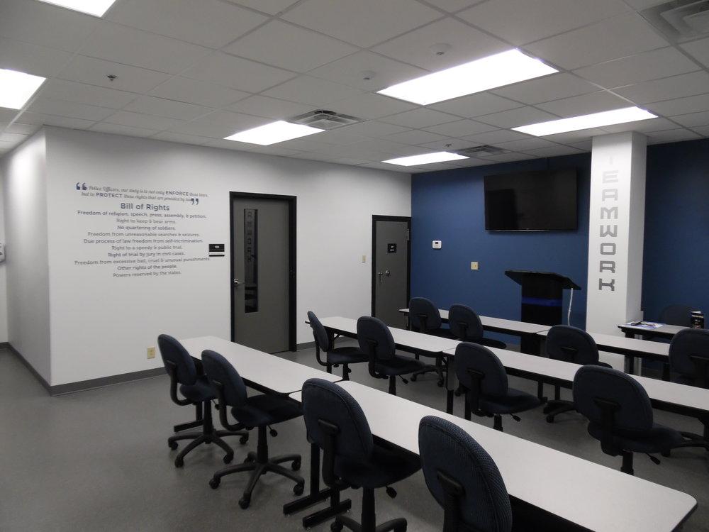 Updated meeting room