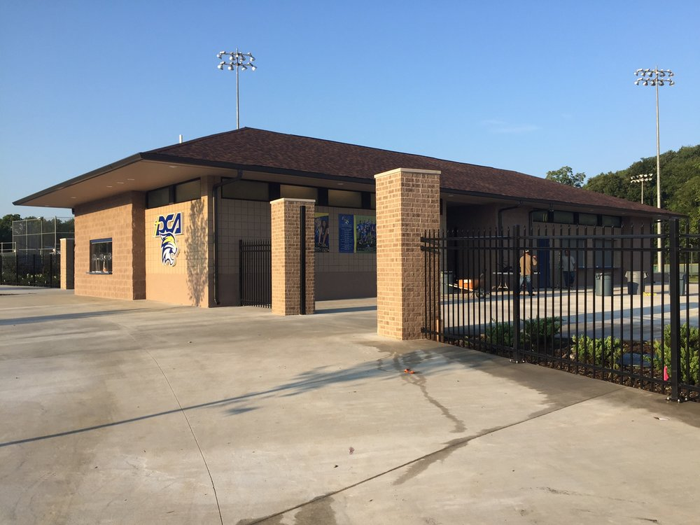 Athletic - DCA Concession Stand