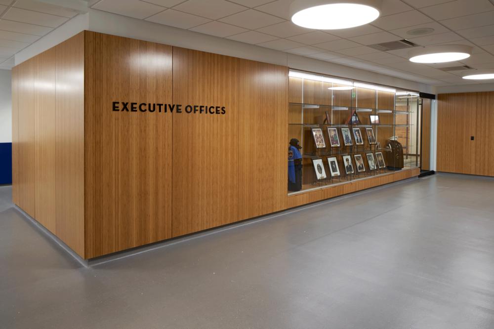 Executive Corridor
