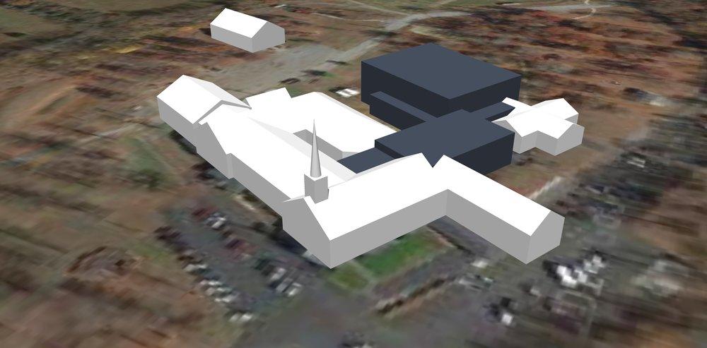 The Church at Grace Park Master Plan