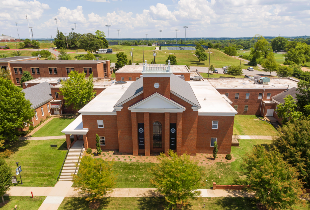Franklin Road Academy Chapel  Nashville, Tennessee