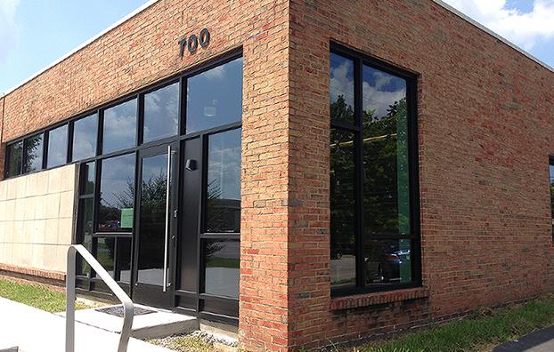 Melpark Office Renovation  Nashville, Tennessee