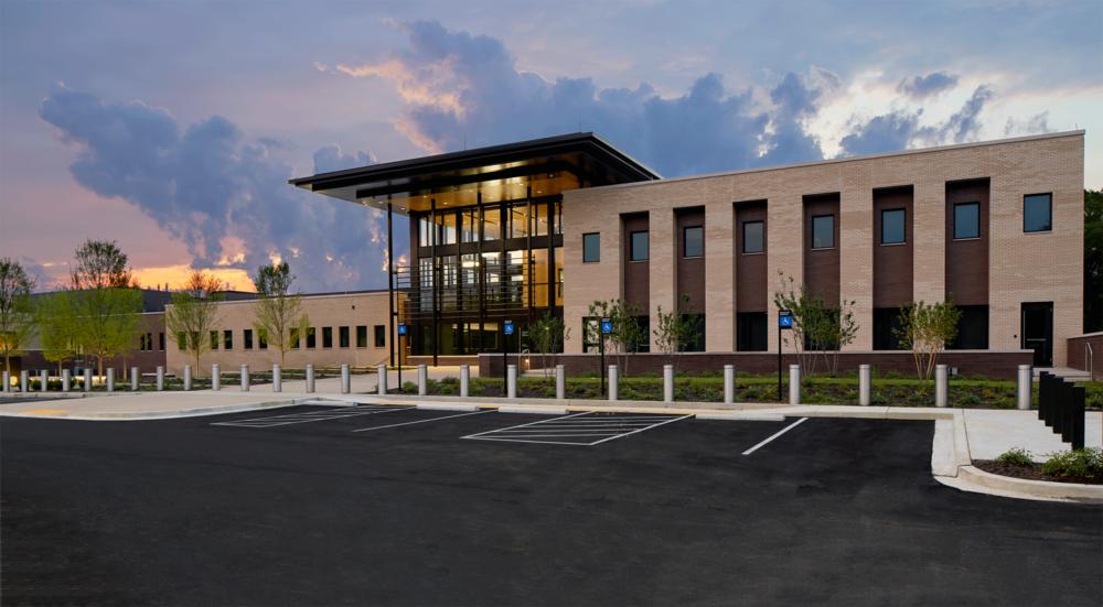 City of Murfreesboro Police Headquarters Renovation  Murfreesboro, Tennessee