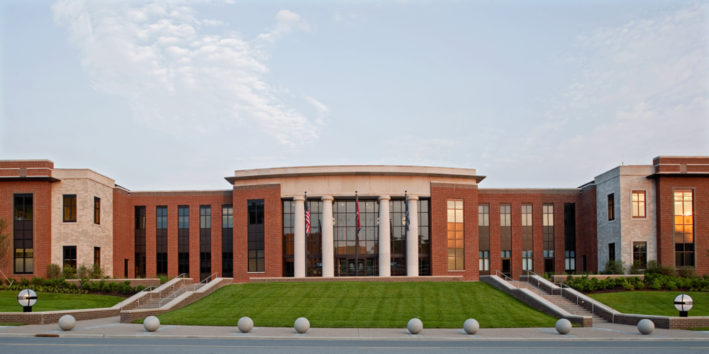 City of Franklin Police Headquarters  Franklin, Tennessee