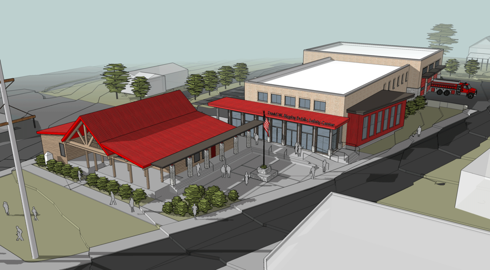 City of Eagleville Public Safety Complex Schematic Design Package