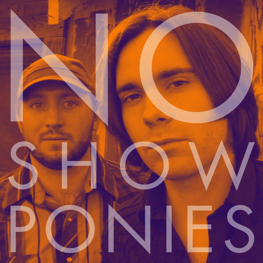 Album Cover Design, No Show Ponies