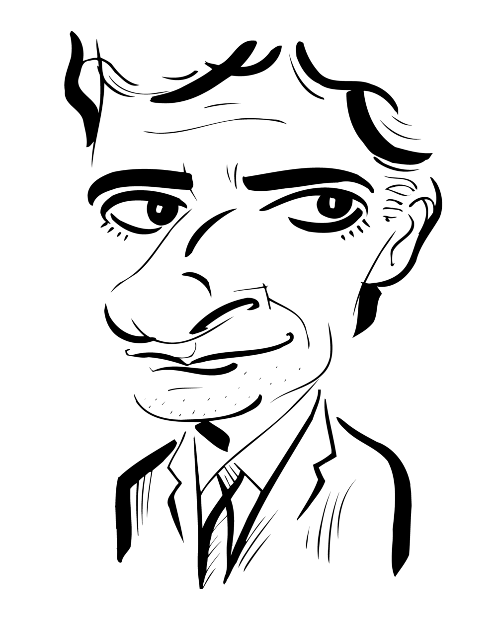 Ralph Nader For Mother Jones Magazine
