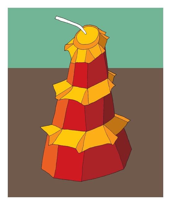 Pagoda Brand Fireworks