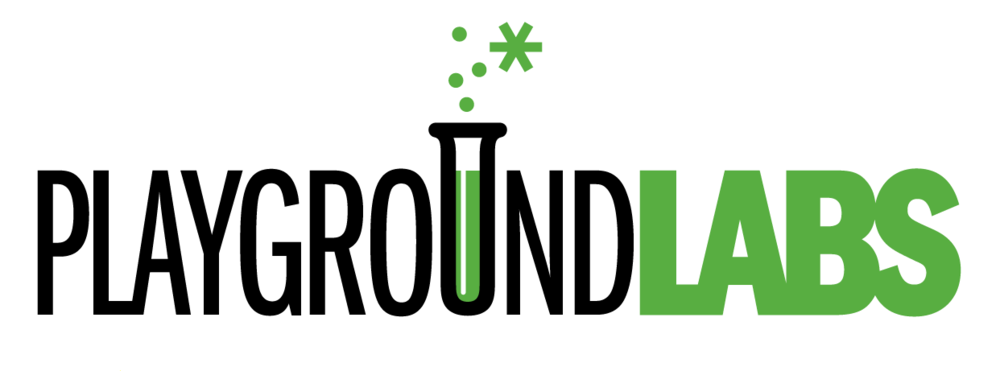 Logo Design, Playground Labs Marketing, Boulder Colorado