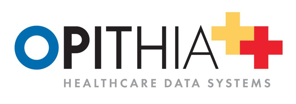 Logo Design, Opithia Healthcare Data Systems