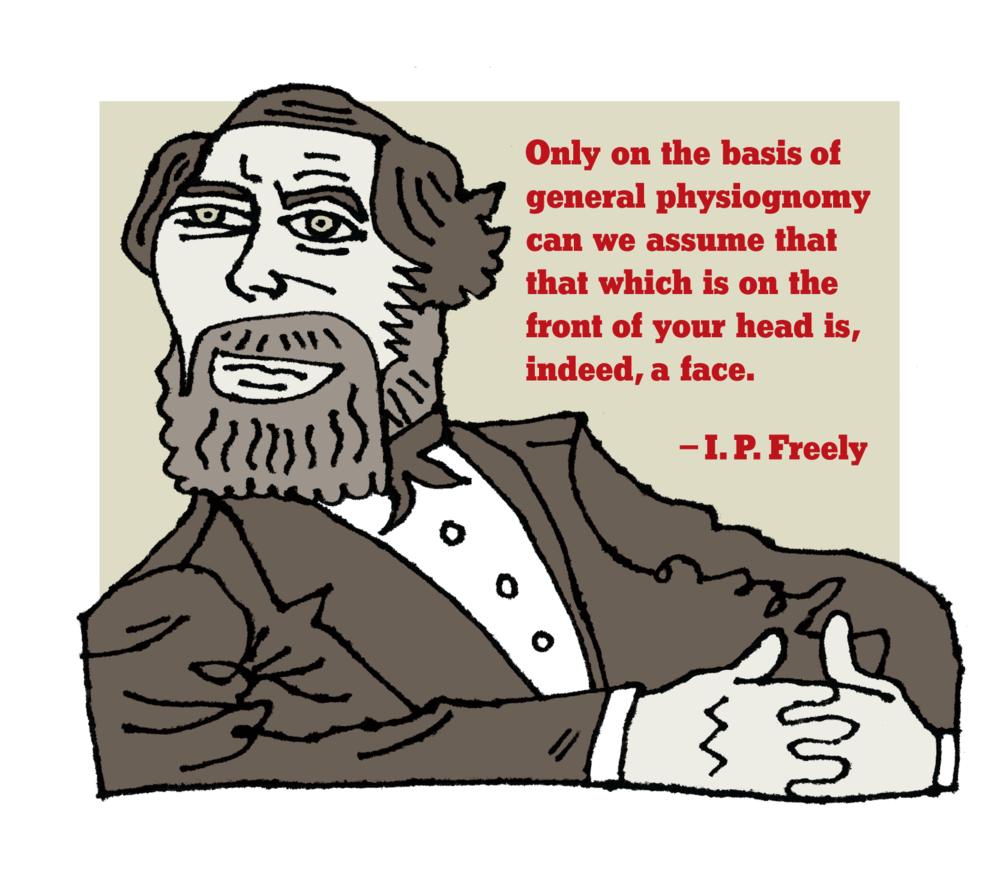 The Wisdom of I.P. Freely