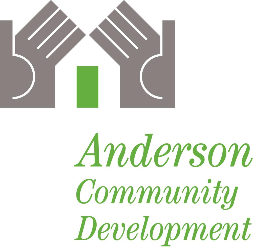 Logo Design, Anderson Community Development, Austin, TX