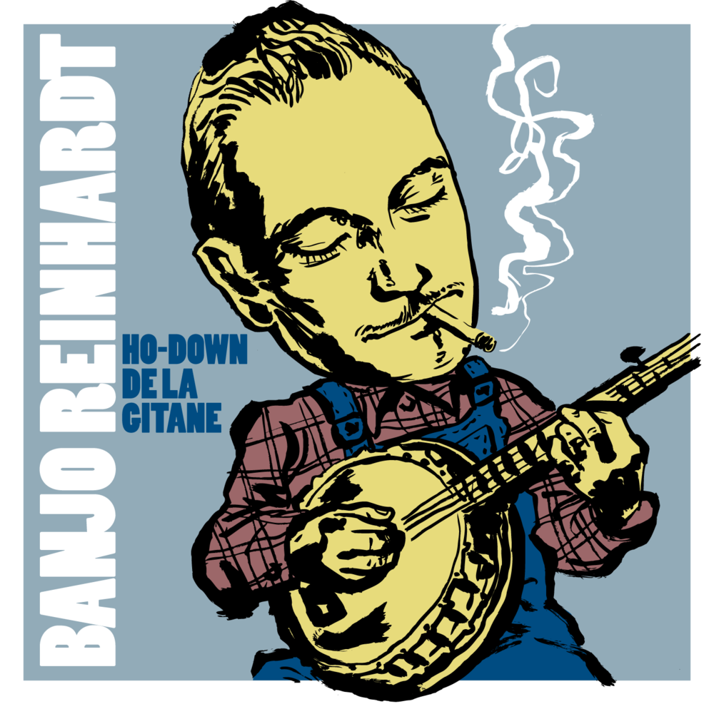 Banjo Reinhardt, French Gypsy Bluegrass