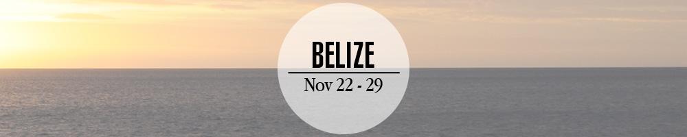 Belize Scuba Travel