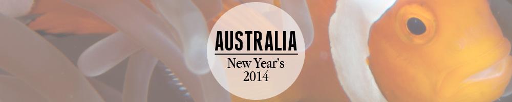 Australia New Year's