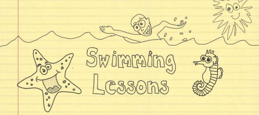 Starting at just 6 months old, kids can learn to swim!