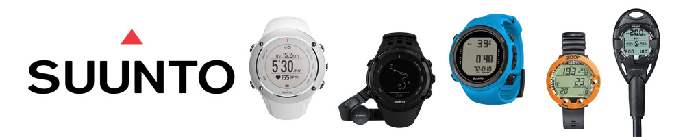 We carry Suunto products.