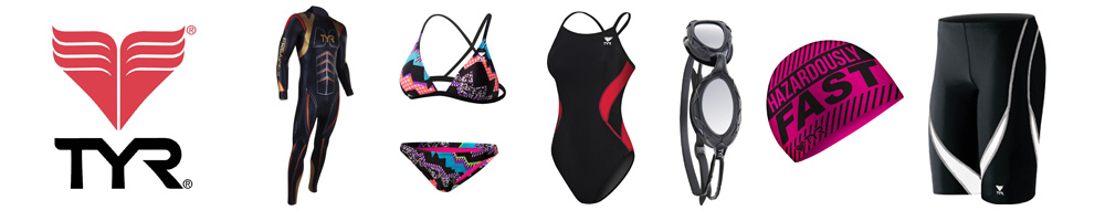 We carry Tyr products.