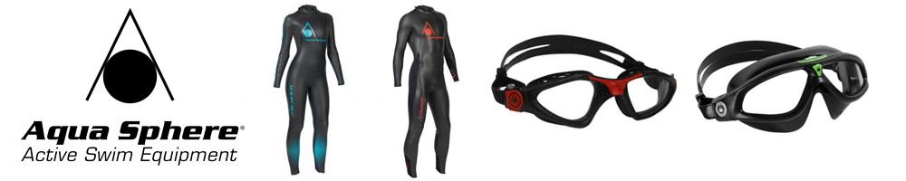 aqua sphere swim and triathlon