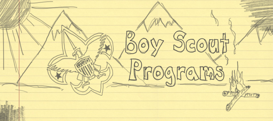 We offer tailored programs for Boy Scouts!