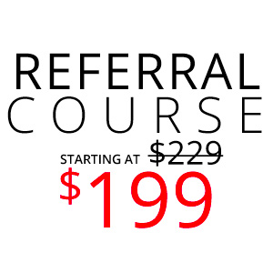 OW referral course $229