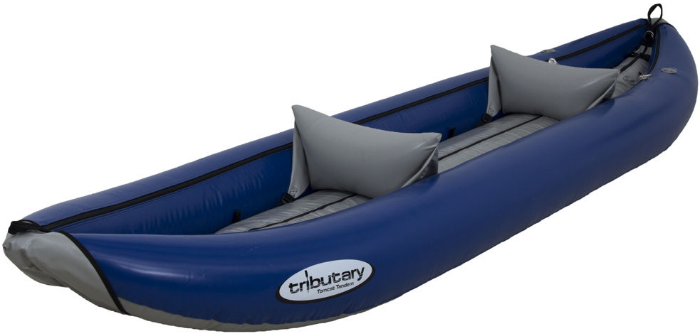 NRS Tributary Tomcat Tandem Inflatable Kayak