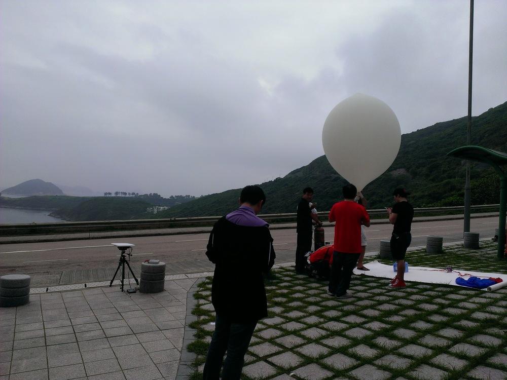 Hong Kong Spaceship