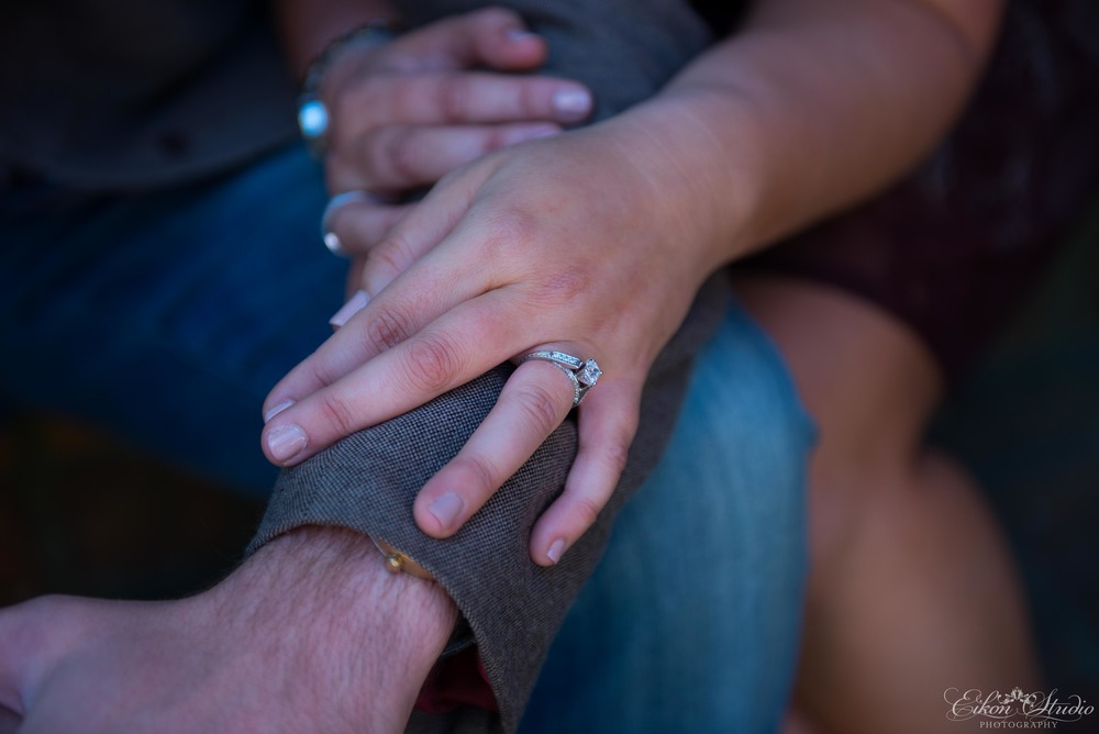 engagement photos, cowbell, mississippi state university, bulldogs, davis wade stadium, drill field, starkville, ms