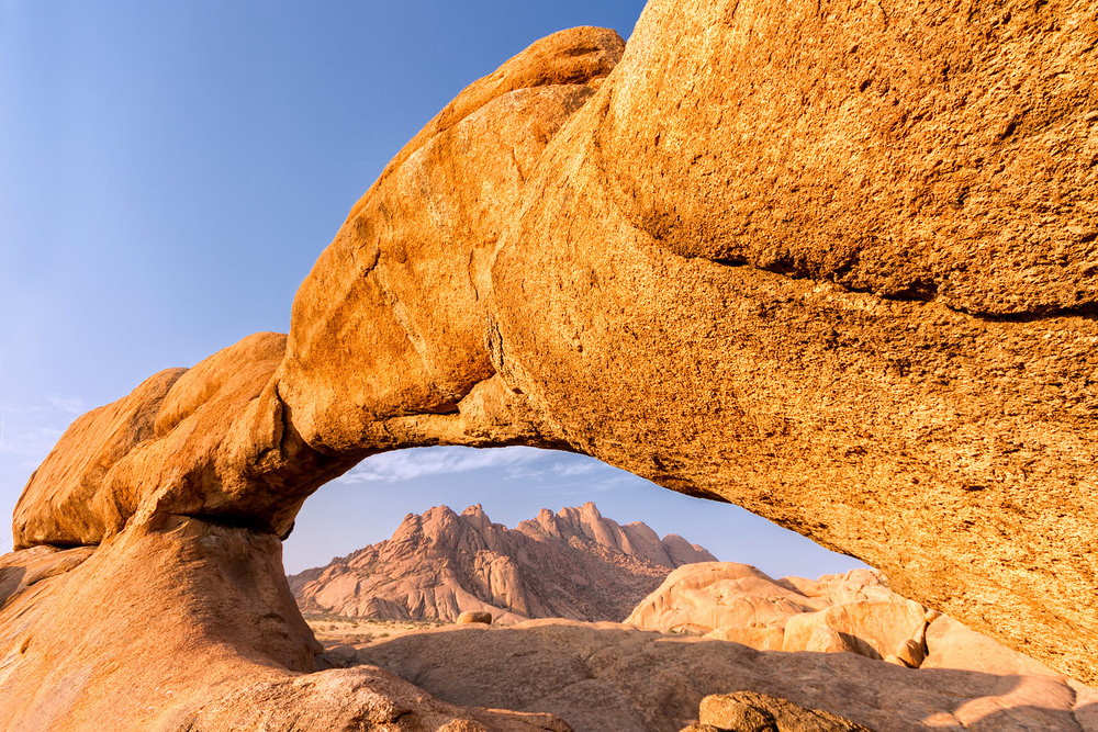 Spitzkoppe arch - 10mm | 1/1205th sec | f8 | ISO100