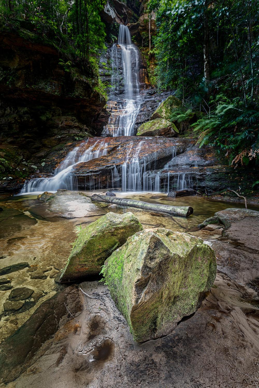 Empress Falls | 19mm | 8.0sec | f8.0 | ISO100