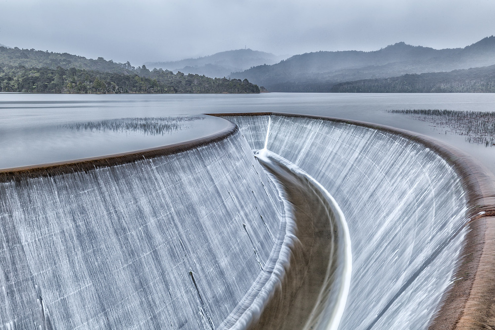 Lower Nihotupu Reservoir | 27mm | 25sec | f16 | ISO100