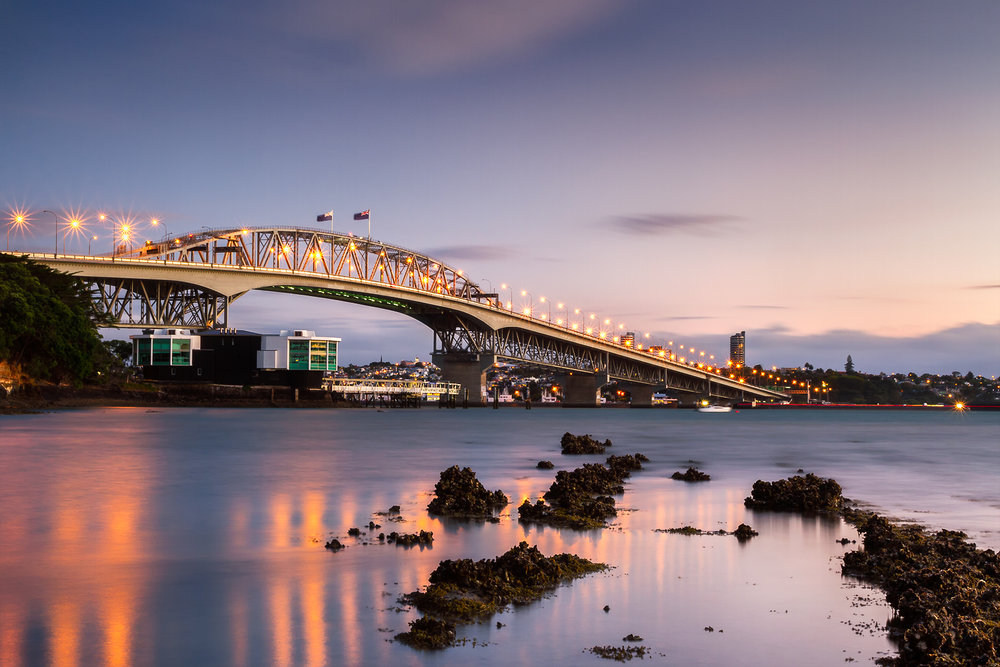 Auckland Harbour Bridge