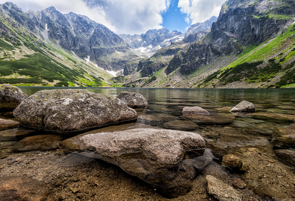 Zakopane Lake