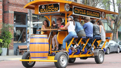 Image Courtesy of Cycle Saloon